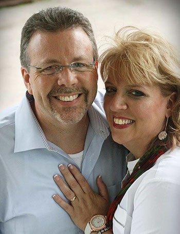 Dan and Kaylene Daniels